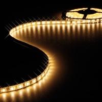Foto van FLEXIBELE LED STRIP - WARM WIT - 300 LEDs - 5m - 24V