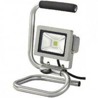 Foto van Mobiele LED Floodlight 10 W 700 lm Grijs