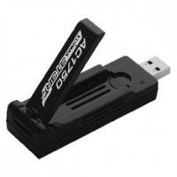 Foto van Draadloze USB-Adapter AC1200 Wi-Fi Zwart