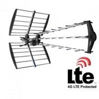 Foto van DVB-T & UHF antenne met LTE filter