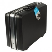 Foto van Zwarte servicekoffer van ABS kunststof