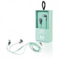 Foto van Lace Headset In-Ear 3.5 mm Ingebouwde Microfoon 1.2 m Peppermint