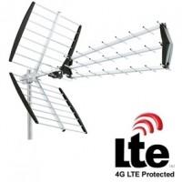 Foto van UHF antenne 27 elementen (LTE filter)