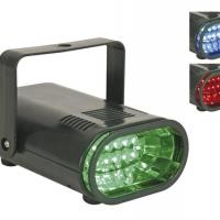 Foto van STROBOSCOOP MET RGB-LEDS