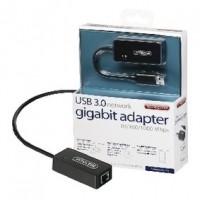 Foto van USB 3.0 netwerk gigabit adapter