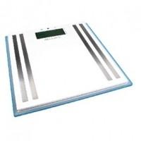 Foto van BMI Personenweegschaal 180 kg Wit/Zilver