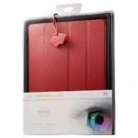 Foto van Tablethoes van kunstleer voor iPad 2/3/4 rood