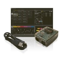 Foto van DASLIGHT DVC4 GOLD VIRTUELE DMX-CONTROLLER MET USB-DMX INTERFACE