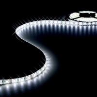Foto van FLEXIBELE LED STRIP - KOUDWIT - 300 LEDs - 5m - 12V