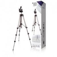 Foto van Lichtgewicht statief voor foto- en videocamera