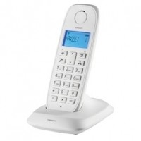 Foto van Wireless dect-phone white