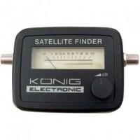 Foto van Signaalsterktemeter voor satellietschotels