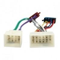 Foto van Iso kabel voor Peugeot auto audioapparatuur