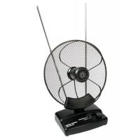 Foto van COMPACTE ACTIEVE PARABOLISCHE ANTENNE (UHF, VHF EN FM)