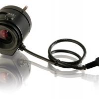 Foto van CCTV LENS MET AUTOMATISCHE IRIS 4mm / f1.4