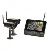 Foto van Digitale Draadloze Camera Set 2.4 Ghz - 2x Camera