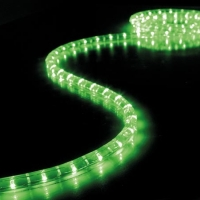 Foto van LED-LICHTSLANG - GROEN - 45 m