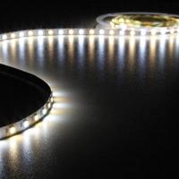Foto van FLEXIBELE LEDSTRIP - KOUD- EN WARMWIT - 300 LEDs - 5m - 24V