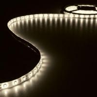 Foto van KIT MET FLEXIBELE LED-STRIP EN VOEDING - WARMWIT - 180 LEDS - 3 m - 12 VDC