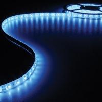 Foto van SET MET FLEXIBELE LEDSTRIP EN VOEDING - BLAUW - 180 LEDs - 3 m - 12 VDC