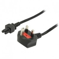 Foto van Netvoedingskabel UK plug - IEC320 C5 5,00 m