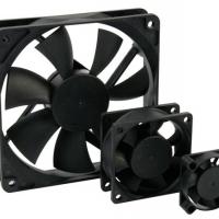 Foto van VENTILATOR 12VDC GLIJLAGER 92 x 92 x 25mm