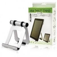 Foto van Tablet Mount Thuis / Kantoor Universal Aluminium Aluminium / Zwart