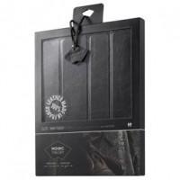 Foto van Tablet Folio-case iPad 4 Leder Zwart