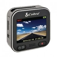 Foto van Cobra Super HD dashboardcamera 1296p met WiFi, 8 GB