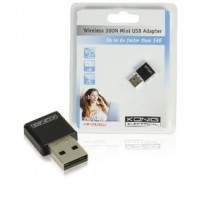 Foto van WLAN 11N USB dongle 300 Mbps