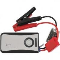 Foto van Draagbare Powerbank 6000 mAh USB Zilver/Zwart