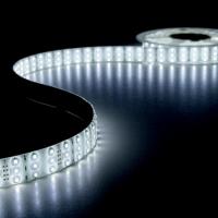 Foto van FLEXIBELE LED STRIP - KOUD WIT 6500K - 900 LEDs - 5m - 12V