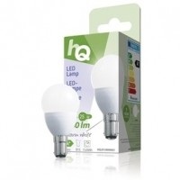 Foto van LED-lamp mini-globe B15 3,5 W 250 lm 2 700 K