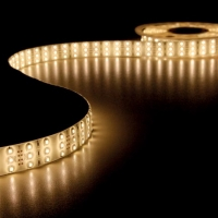 Foto van FLEXIBELE LED STRIP - WARM WIT 3500K - 900 LEDs - 5m - 12V