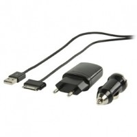Foto van Lader 1 - Uitgang 1.0 A USB Zwart