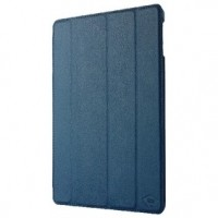 Foto van Tablet Folio-case iPad Air 2 Imitatieleer Blauw