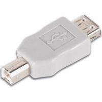 Foto van USB ADAPTER - A VROUWELIJK NAAR B MANNELIJK