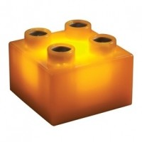 Foto van Light Stax Uitbreidingsset Puzzel Oranje