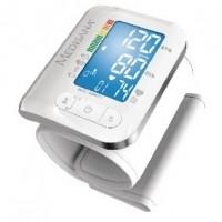 Foto van Bloeddrukmeter Pols Bluetooth 4.0 Wit