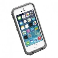 Foto van Fre case Apple iPhone 5/5S white/grey