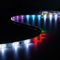 Foto van FLEXIBLE DATA LED-STRIP - RGB - 150 LEDs - 5m - 12V