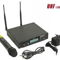 Foto van PLL DRAADLOOS 8-KANAALS UHF TRUE DIVERSITY MICROFOONSYSTEEM MET LCD-SCHERM