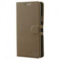 Foto van Smartphone Wallet-book Samsung Galaxy Note 4 Bruin