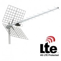 Foto van UHF antenne 12 elementen