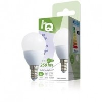 Foto van LED-lamp mini-globe E14 3,5 W 250 lm 2 700 K