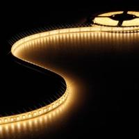 Foto van FLEXIBELE LED STRIP - WARM WIT - 600 LEDs - 5m - 24V