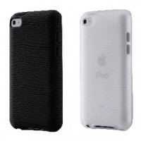 Foto van Duo pack iPod Touch 4G TPU case