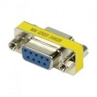 Foto van Mini-adapter 9p vrouwelijk - 9p vrouwelijk