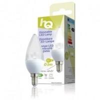 Foto van Dimbare LED-kaarslamp E14 5,5 W 350 lm 2 700 K