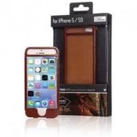 Foto van Smartphone Hard-case Apple iPhone 5s Bruin